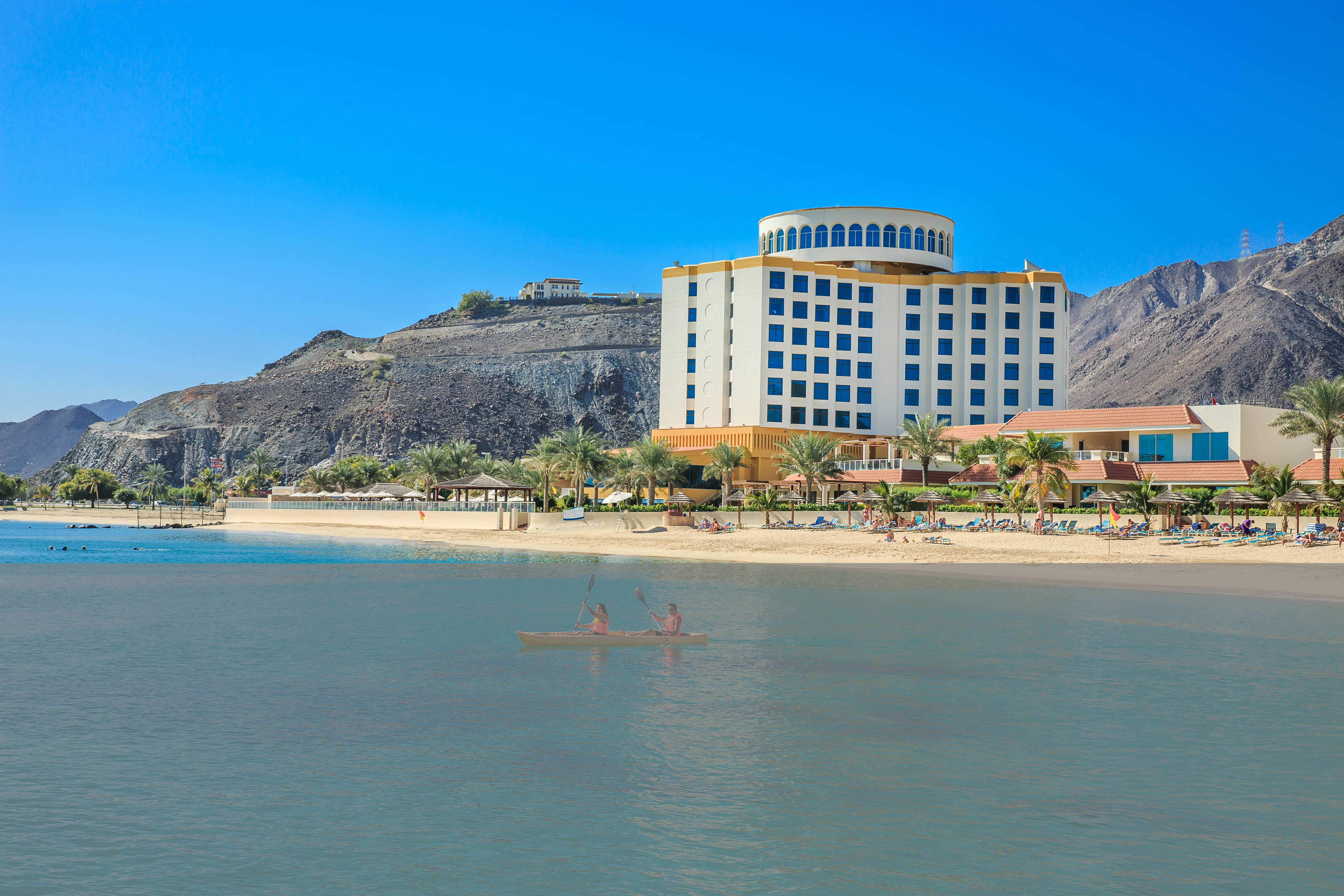 Oceanic Khorfakkan Resort & Spa | Sharjah National Hotels