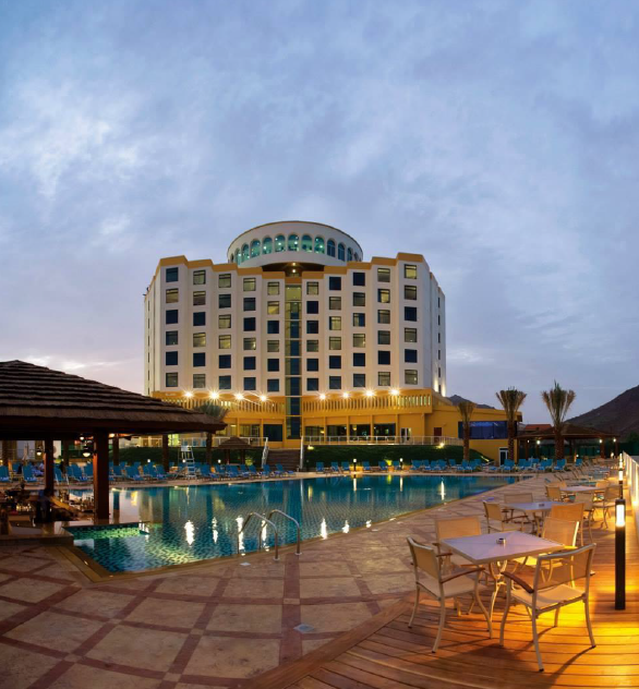 Sharjah Hotels - Sharjah National Hotels