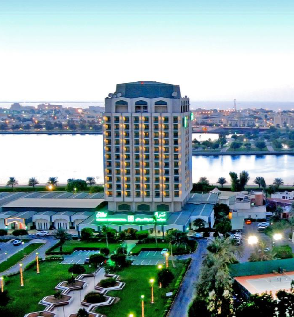 Sharjah Hotels National